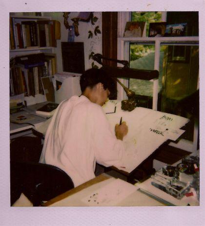 calligrapher 002